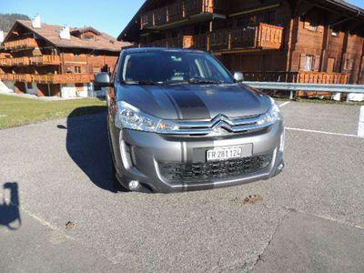 gebraucht Citroën C4 Aircross 4x 4, 2014, 52'000 km