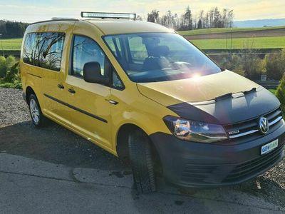gebraucht VW Caddy Caddy Camper GEOVAN L 4 Motion Allrad WohnmobilCamper GEOVAN L 4 Motion Allrad Wohnmobil