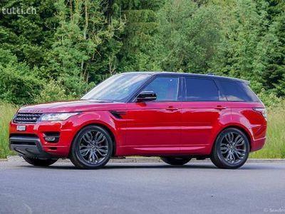 gebraucht Land Rover Range Rover Sport SPORT Range 3.0 SD...