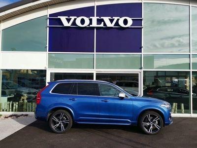 gebraucht Volvo XC90 2.0 T8 TE R-Design 7P. AWD