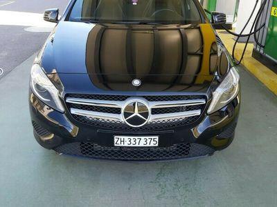 gebraucht Mercedes A200 A-Klasse MercedesAutomat 156ps 1 Hand 8 fach