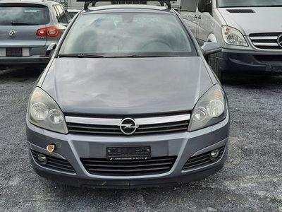 gebraucht Opel Astra 1.8i 16V Elegance
