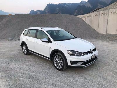 gebraucht VW Golf Alltrack 4Motion