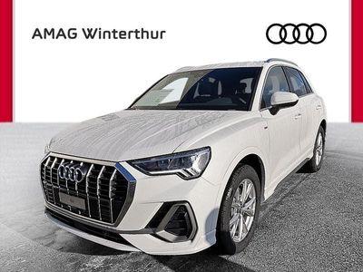 gebraucht Audi Q3 40 TFSI S line quattro S-tronic