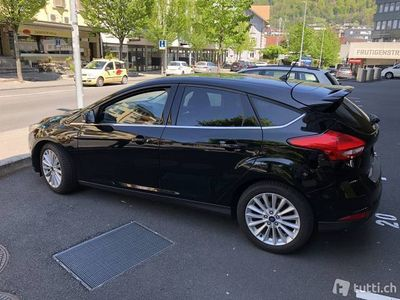 gebraucht Ford Focus 1.5 SCTi Titanium X (Limousine)