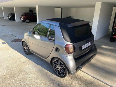 gebraucht Smart ForTwo Cabrio Brabus