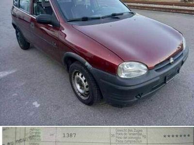 gebraucht Opel Corsa Corsa Automat mit MFK. 171DKmAutomat mit MFK. 171DKm