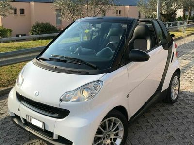 gebraucht Smart ForTwo Cabrio Collaudata 84cv