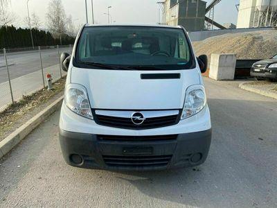 gebraucht Opel Vivaro 2.0 CDTI 2.7t L1H1