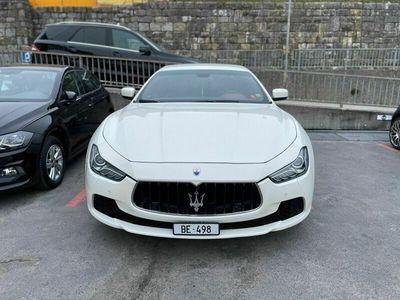gebraucht Maserati Ghibli 3.0 Diesel 275 Ps