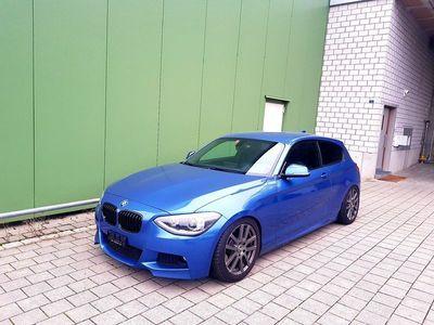 gebraucht BMW 125 1er d Steptronic