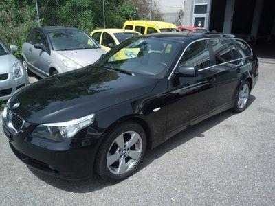 gebraucht BMW 525 5er xi Touring more4you