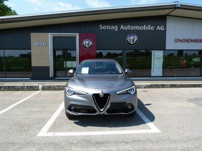 gebraucht Alfa Romeo Stelvio 2.2 JTDM Super Q4 Automatic