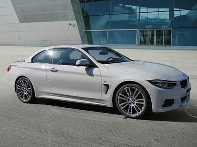 gebraucht BMW 420 4er i Cabrio M Sport