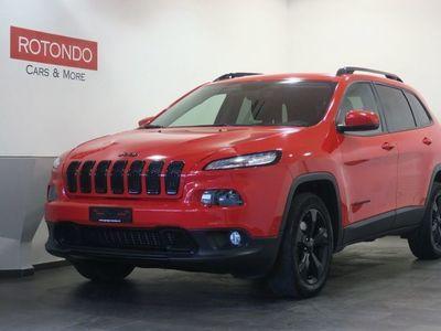 gebraucht Jeep Cherokee 2.2TD Night Eagle AWD 9ATX AD
