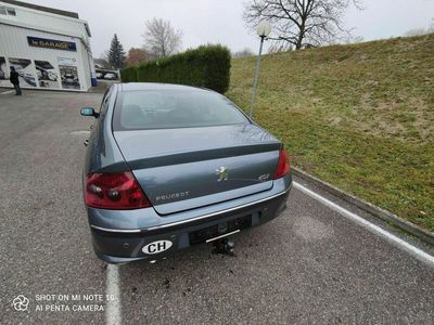 gebraucht Peugeot 407 407 3.0 SV Executive Automatic3.0 SV Executive Automatic