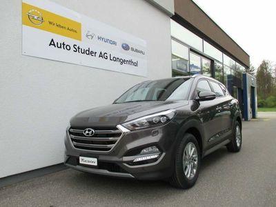 gebraucht Hyundai Tucson 2.0 CRDi 185 Plena 4WD