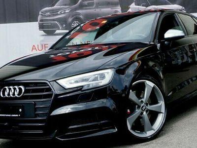 gebraucht Audi S3 Sportback  2.0 TFSI quattro S-tronic ***Black Edition - 1.Hand - NP 714920.-***