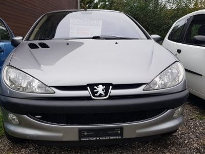 gebraucht Peugeot 206 1.4 Look
