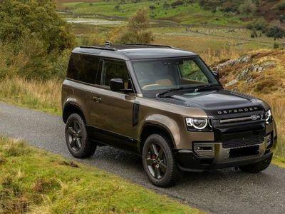 gebraucht Land Rover Defender 90 3.0 I6 SE