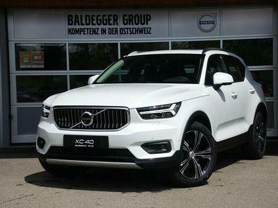 gebraucht Volvo XC40 B4 Benzin Mild Hybrid AWD Inscription Geartronic