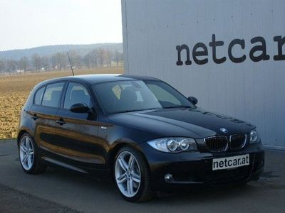gebraucht BMW 130 i E87 /eKlima/Leder/Navi/Xenon