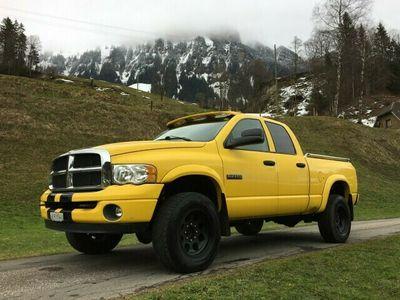 gebraucht Dodge Ram 2500 5.9 Cummins Diesel 4x4 Handschaltung