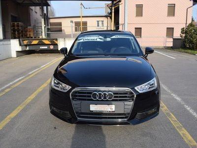 gebraucht Audi A1 Sportback 1.6 TDI Sport S-tronic
