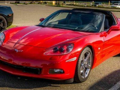 gebraucht Chevrolet Corvette C6 Targa