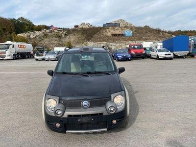 gebraucht Fiat Panda 4x4 1.3 16V JTD Freestyle