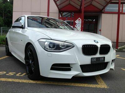 gebraucht BMW M135 1er i, xDrive, Steptronic
