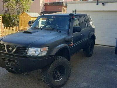 gebraucht Nissan Patrol 3.0 Di Comfort Wagon