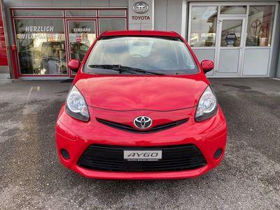 gebraucht Toyota Aygo 1.0 VVT-i Luna
