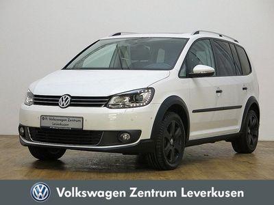gebraucht VW Touran Cross Touran 2.0 TDI DSG NAVI PANORAMA STANDHZ