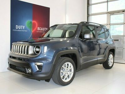 gebraucht Jeep Renegade 1.3 Limited 4xe