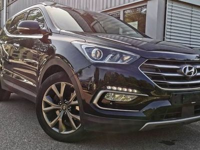 gebraucht Hyundai Santa Fe 2.2 CRDi Vertex 7P