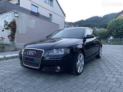 gebraucht Audi A3 Sportback 3.2l V6 S Line