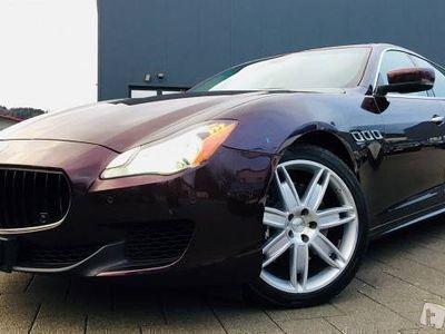 gebraucht Maserati Quattroporte 3.0 V6 S Q4 Automatica 74'000 km 11.13