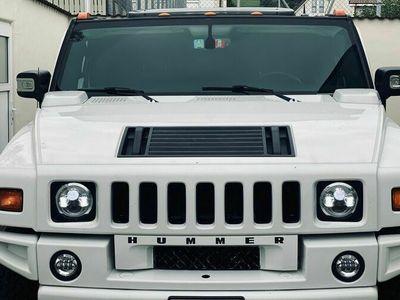 gebraucht Hummer H2 H2 6.0 Luxury6.0 Luxury