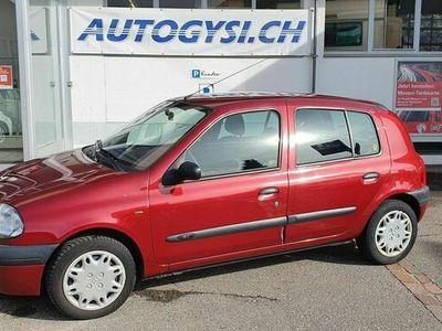 gebraucht Renault Clio 1.4 RT