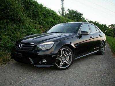 gebraucht Mercedes C63 AMG C-KlasseAMG Avantgarde 7G-Tronic