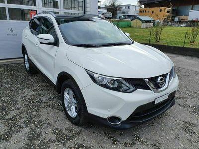 gebraucht Nissan Qashqai 1.6 dCi Tekna