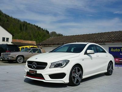 gebraucht Mercedes CLA250 CLA-KlasseSport 7G-DCT 4Matic