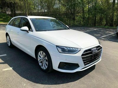 gebraucht Audi A4 Avant 35 TDI advanced S-tronic