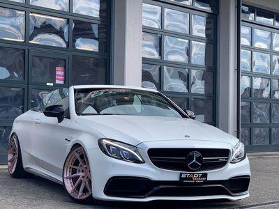 gebraucht Mercedes C63 AMG C-KlasseCabriolet AMG Speedshift