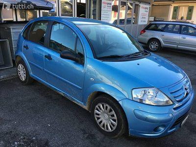 gebraucht Citroën C3 1.4i (Benziner)