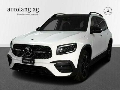 gebraucht Mercedes GLB200 GLB-KlasseAMG Line