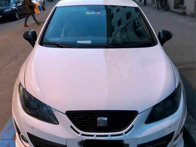 gebraucht Seat Ibiza SC Ibiza SC Cupra R210 weiss mit ABT Tuning Cupra R210 weiss mit ABT Tuning