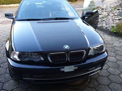 gebraucht BMW 330 Cabriolet 3er Ci in top zustand