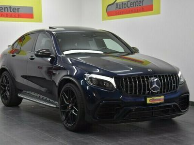 gebraucht Mercedes S63 AMG GLC CoupéAMG Edition 1 4Matic+ 9G-Tronic